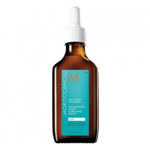 Moroccanoil Scalp Treatment: Средство по уходу за жирной кожей головы (Oil-No-More Scalp Treatment)