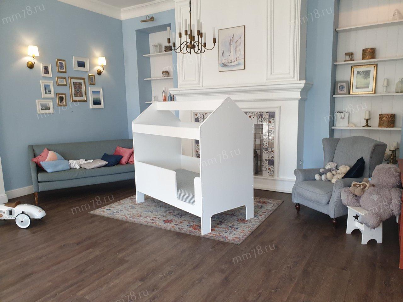 Кровать Домик Классик