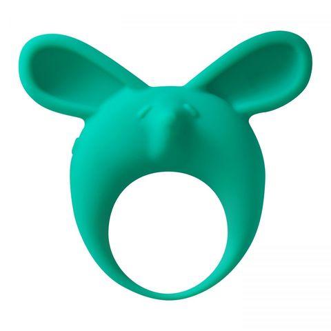 Зеленое эрекционное кольцо Fennec Phil