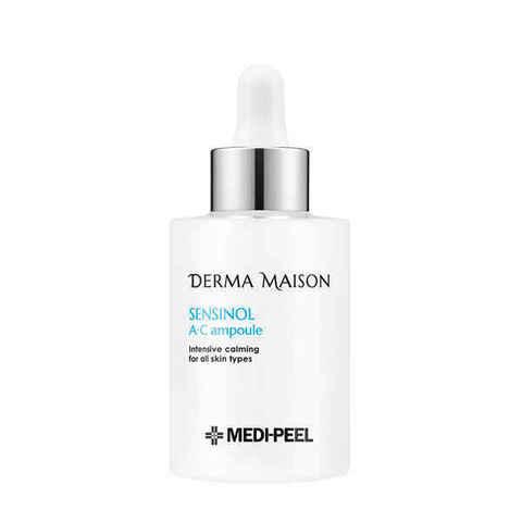 MEDI-PEEL Derma Maison Sensinol A-C Ampoule ампульная сыворотка с азуленом для чувствительной кожи