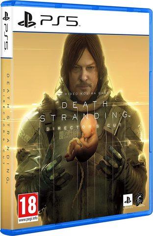 Death Stranding Director's Cut (PS5) купить в Sony Centre Воронеж