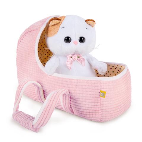 Кошечка Ли-ли Baby в люльке