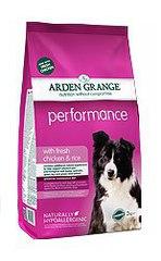 Arden Grange Performance для взрослых активных собак