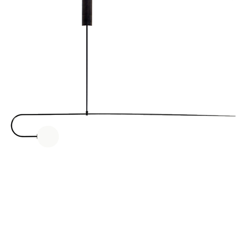 Подвесной светильник Mobile Chandelier 8 by Michael Anastassiades