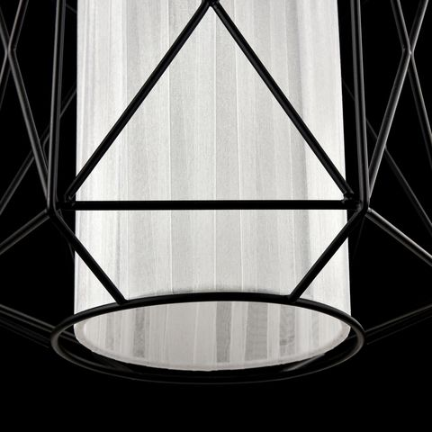 Подвесной светильник Freya FR4313-PL-01-BL
