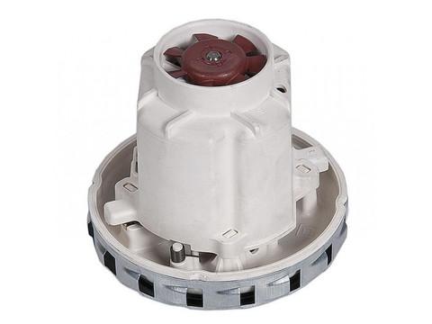Двигатель (мотор) для строительного  пылесоса 1350W H=128мм D=130мм