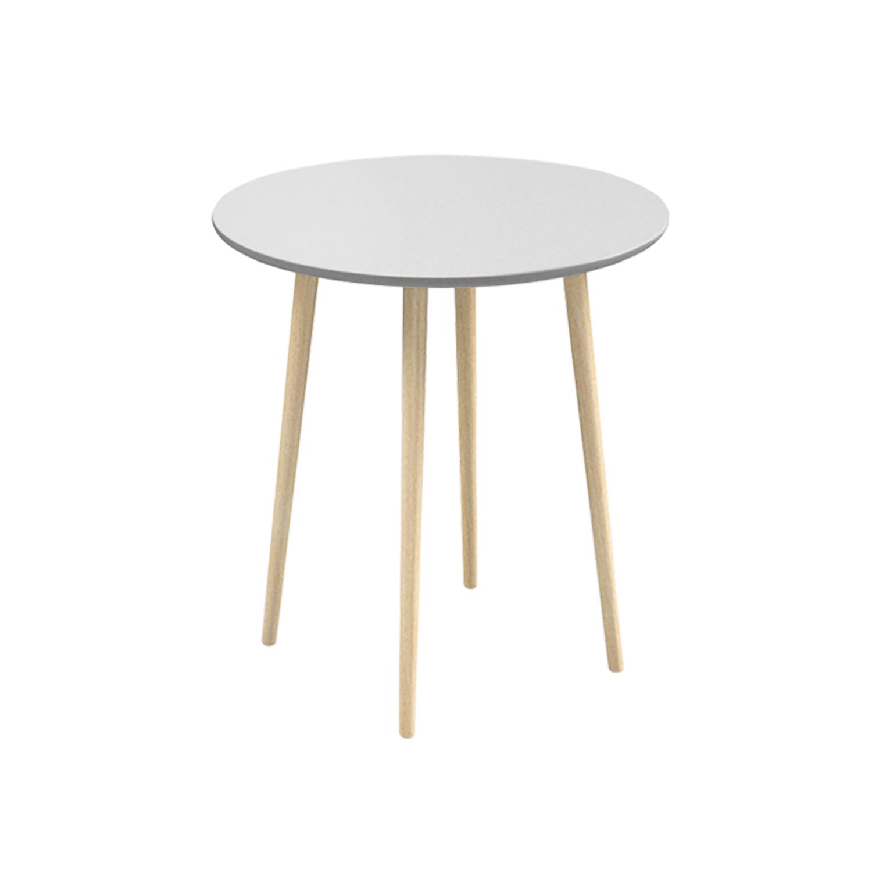 Маленький обеденный стол Спутник 70 см - вид 1