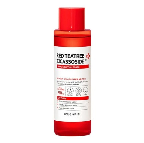 Some by mi Red Teatree Cicassoside Toner Тонер для проблемной кожи с экстрактом красного чайного дерева