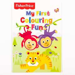 Fisher Price  My First Col book 1