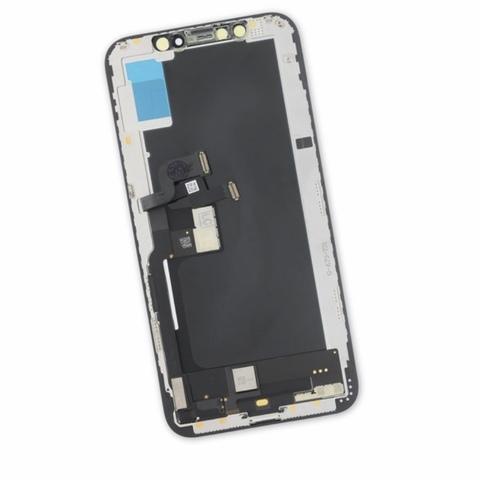 Дисплей iPhone XS. Замена разбитого стекла 5000. Екатеринбург.