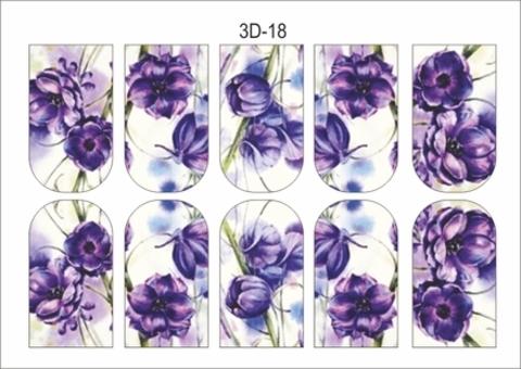 3D слайдер для ногтей, 3D -18
