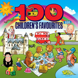 Сборник / 100 Children's Favourites (4CD)