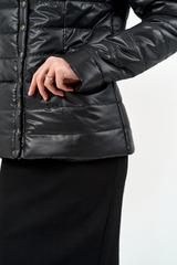 Куртка-рубашка черный