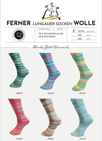 Ferner Wolle Lungauer 4-fach 438 купить