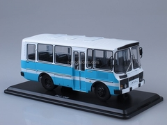 PAZ-3205 Suburban Bus 1:43 Start Scale Models (SSM)