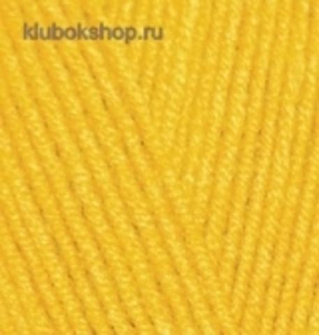 Alize Lanagold Желтый 216 (5 шт.)