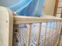 Накладка на кроватку (грызунок)