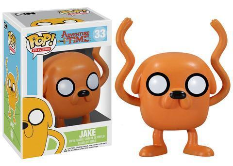 Фигурка Funko POP! Vinyl: Adventure Time: Jake 3057