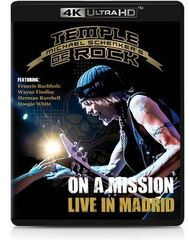 Inakustik BD UHD, Schenker Michael: Temple Of Rock, 0164193