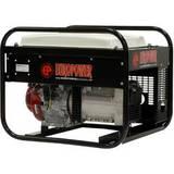 Генератор бензиновый EUROPOWER EP4100LN - фотография