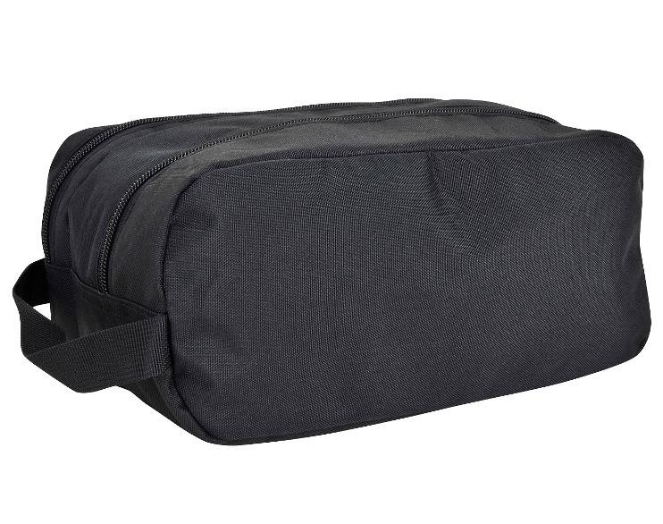 Несессер WENGER, 27x15x15 см., цвет чёрный (6085013)