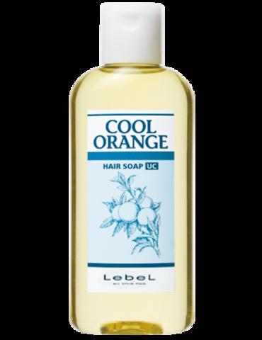 Шампунь для волос  COOL ORANGE HAIR SOAP ULTRA COOL, 200 мл.