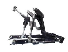 Сцепное устройство трехточечное к одноточечному подвесу минитрактора