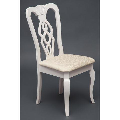 Стул Afrodite (Афродита) деревянный Ivory White