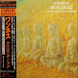 Carlos Santana ‎/ Oneness, Silver Dreams - Golden Reality (LP)