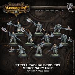 Steellhead Halberdiers BOX