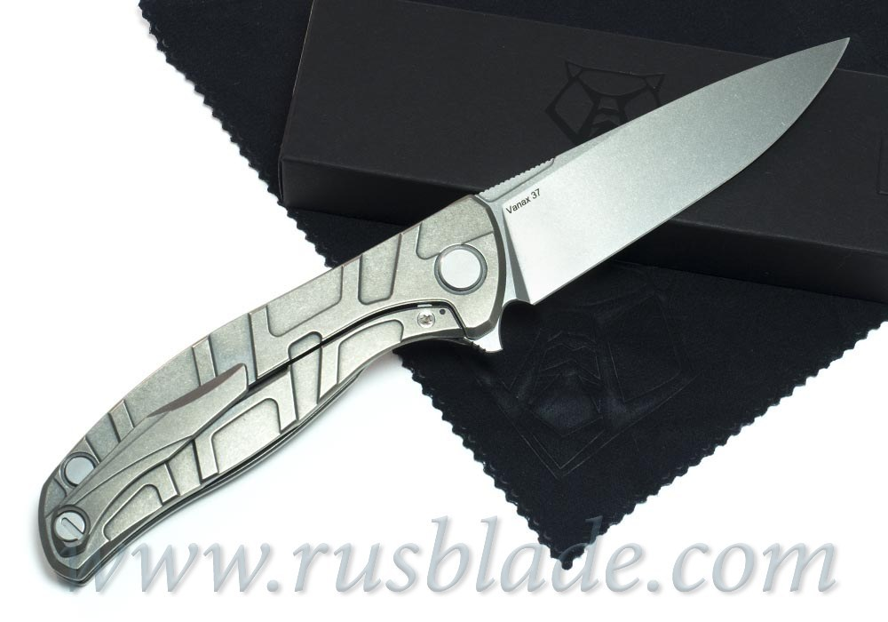 Shirogorov Flipper 95 vanax 37 T-mode MRBS - фотография