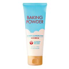 Etude House Очищающая пенка для умывания 3 в 1 с содой Baking Powder BB Deep Cleansing Foam 160 мл