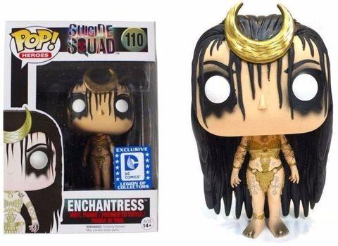 Фигурка Funko Pop! Heroes: Suicide Squad - Enchantress (Excl. to Legion of Collectors)
