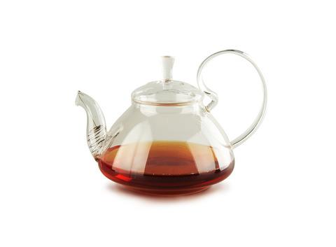 Чайник из жаропрочного стекла 1200 мл