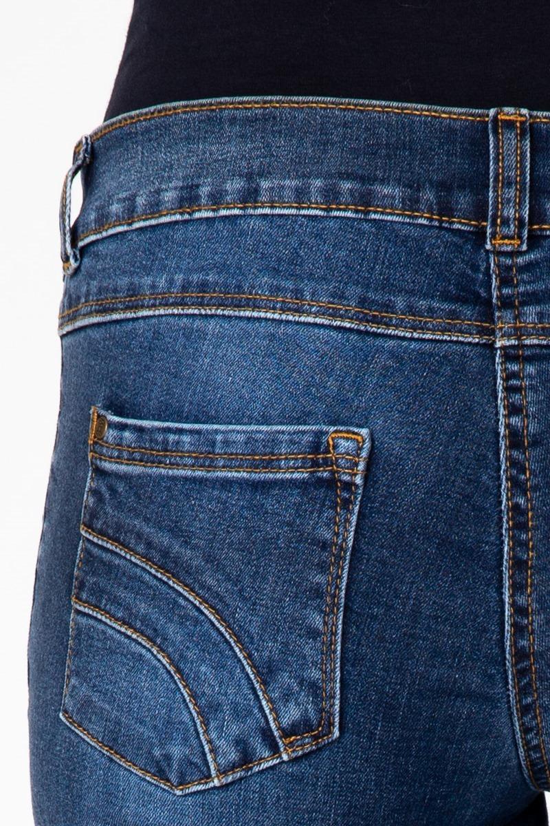 Фото джинсы для беременных MAMA`S FANTASY, прямые, средняя посадка, вставка от магазина СкороМама, синий, размеры.
