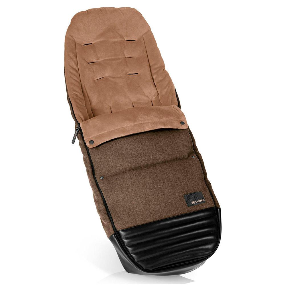 Конверт для коляски Cybex Теплый конверт в коляску Cybex Priam Footmuff Cashmere Beige 517000755-.jpg