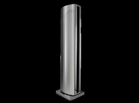 Дизайнерская электрическая завеса - Ballu серии Platinum BHC-24TD