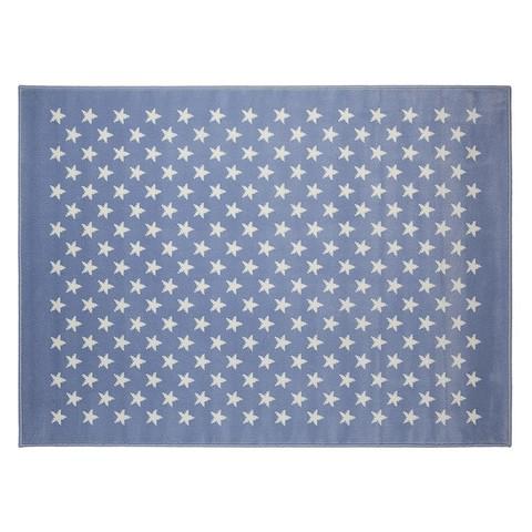 Ковер Lorena Canals Stars Blue (120 x 160)