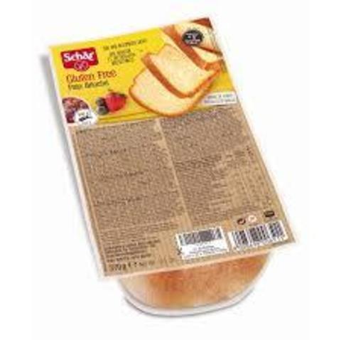 Хлеб (Pain brioche) сладкий 370г б/глютен Schar