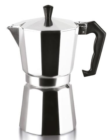 Кофеварка Italco Express 0.12л алюминий серебристый (201300)