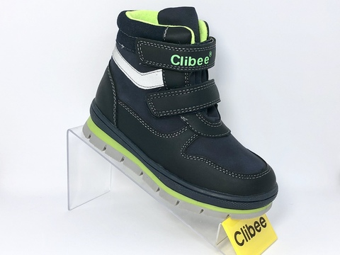 Clibee (зима) H163 Blue/Green 27-32