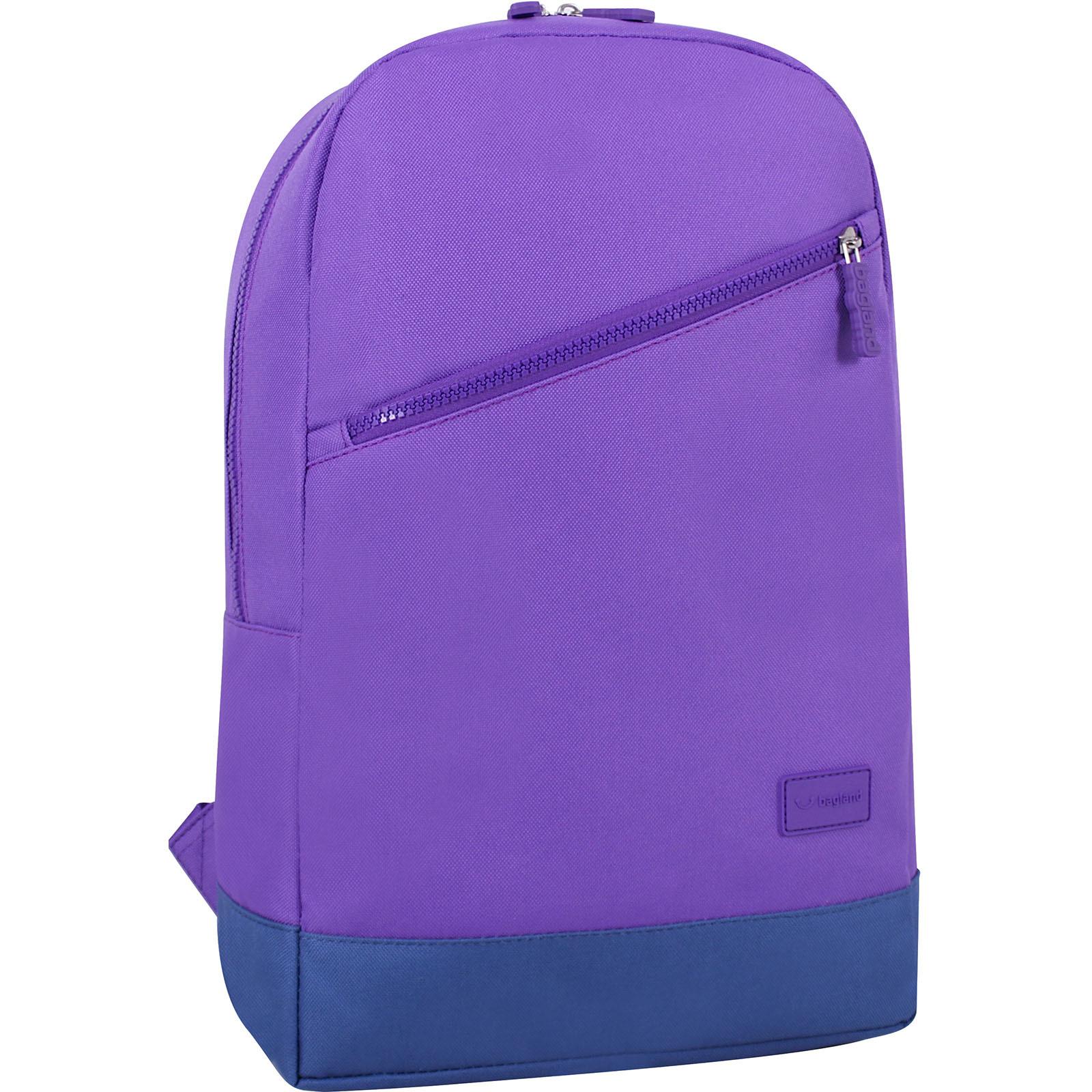 Рюкзак Bagland Amber 15 л. фиолетовый (0010466) фото 1