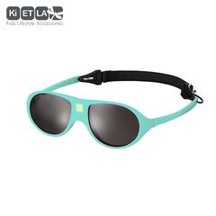 Очки солнцезащитные детские Ki ET LA Jokala 2-4 года. Menthol Blue (мятный)
