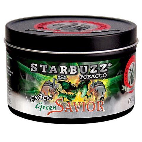 Табак для кальяна Starbuzz Green Savior 250 гр.