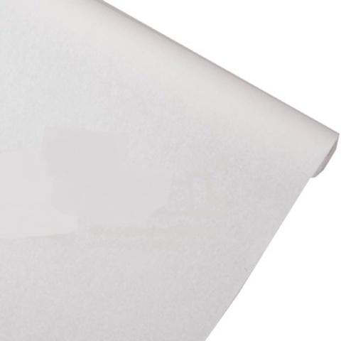 Бумага белая крафт 40гр/м2, 70см x 10м