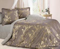 Жаккардовое постельное бельё 1,5 спальное, Кассандра