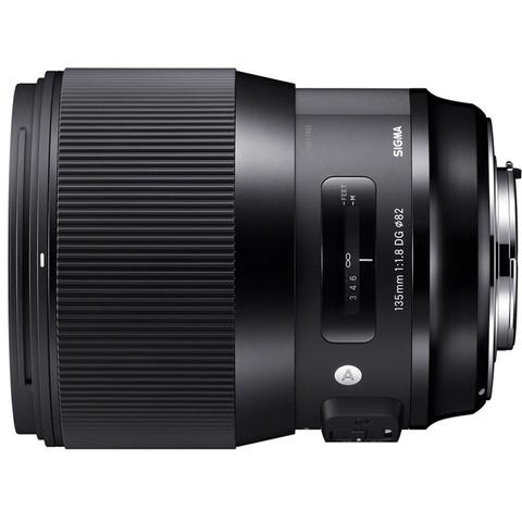 Sigma AF 135mm f/1.8 DG HSM Art для Canon