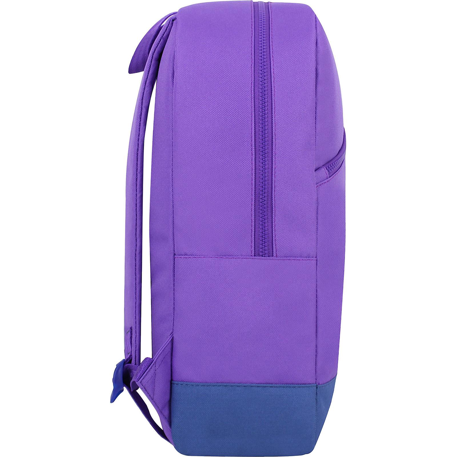 Рюкзак Bagland Amber 15 л. фиолетовый (0010466) фото 2