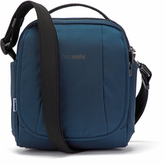 Сумка через плечо Pacsafe Metrosafe LS200, 7 л синий