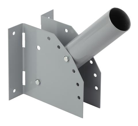 Кронштейн для уличного светильника с перемен углом 230*150*120 d48mm